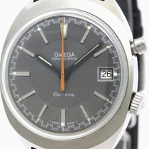 Omega Polished Omega Chronostop Date Cal 920 Steel Mens Watch...