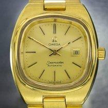 Omega Seamaster Gold-plated Automatic Dress Watch (6559)