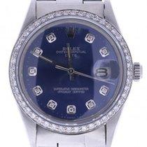 Rolex Datejust Automatic-self-wind Mens Watch 1500 (certified...