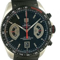 TAG Heuer Grand Carrera Chronograph Calibre 17 RS Stahl...