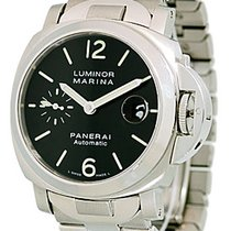 "Panerai Gent's Stainless Steel 40mm  ""Luminor Marina&#..."
