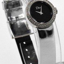 Dior La D De Dior Diamond Watch CD040110A008 19mm Quartz
