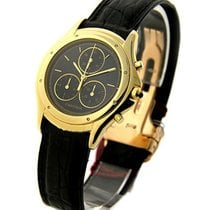 Cartier Cougar Chronograph in Yellow Gold