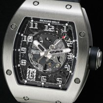 Richard Mille [100% NEW & LAST PIECE] RM010 Titanium