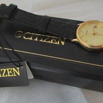 Citizen 14ct golden,mint, all original