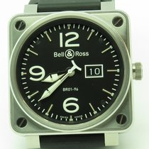 Bell & Ross Br01-96 Aviation Type Big Date Automatic Mens...