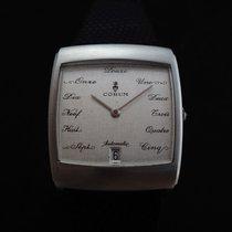 Corum Vintage Steel Buckingham Men's Watch