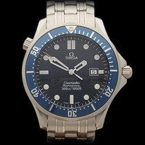 Omega Seamaster Stainless Steel Gents 25418000