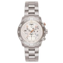 Traser H3 Ladytime Silver Chronograph Damenuhr T7392.25H.G1A.0...
