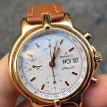 Bertolucci chrono chronograph oro gold 40 mm pulchra