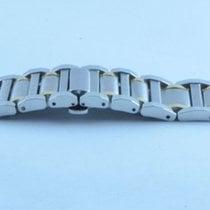Ζενίθ (Zenith) Armband Bracelet Stahl/gold 20mm Bracelet Für...