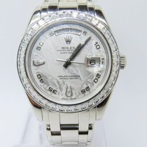 Rolex Reference 18956 Day-Date Limited Edition Platinum &...