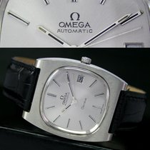 Omega Seamaster Automatic Quick Date Steel Mens Watch Ref....