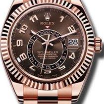 Rolex Sky-Dweller Everose Gold 326935 ch