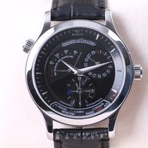 Jaeger-LeCoultre Master Control Geographic Black Dial