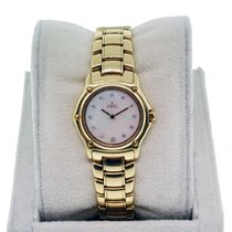 Ebel 1911 Ladies with Mother of Pearl and diamond dial 8057902