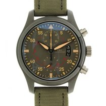 IWC Pilots Miramar Iw388002 In Acciaio Pvd, 46mm (official...