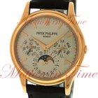 Patek Philippe Grand Complication Perpetual Calendar Moonphase...