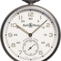 Bell & Ross Vintage WW1 Heritage White
