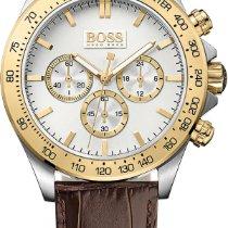 Hugo Boss HB-6030 1513174 Herrenchronograph verschraubte Krone