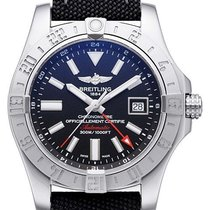 Breitling Avenger II GMT Military A3239011.BC35.103W.A20BA.1