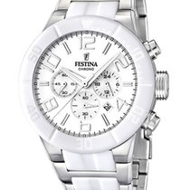 Festina Trend F16576/1 Herrenuhr Chronograph