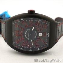 Franck Muller Vanguard Black PVD Titanium