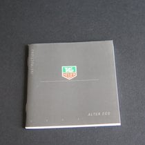 TAG Heuer Instructions Alter Ego Booklet
