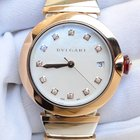 Bulgari Bvlgari Lucea 36mm combination of steel and rose gold...