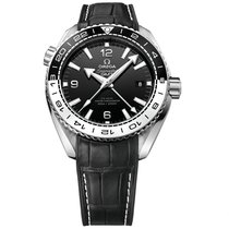 Omega Seamaster Planet Ocean 600 Co-Axial Chronometer GMT