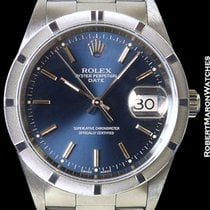 Rolex 15210 Oyster Perpetual Date Stainless Automatic