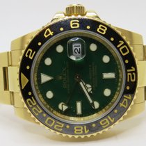 Rolex GMT Master II Yellow Gold 18k Used