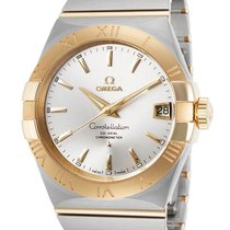 Omega Constellation COSC CO-AXIAL Caliber 8500 SWISS 123-20-38...