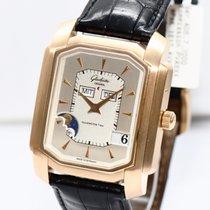 Glashütte Original Senator Karree Gold Uhr Ewiger Kalender