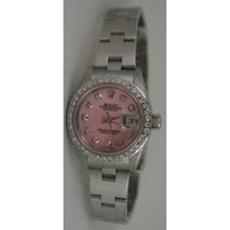 Rolex Datejust Lady's 79160 Stainless Steel Oyster...