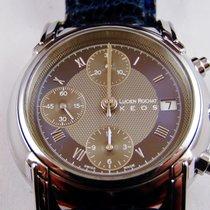 Lucien Rochat KEOS chrono automatico acciaio