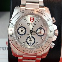 Tudor 20300 Sport Chronograph NEU & Verklebt / 41mm / Mai...