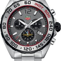 TAG Heuer Formula 1 Chronograph INDY 500 Mens Watch caz1016.eb...