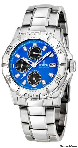 Festina Sports multi-function mens watch