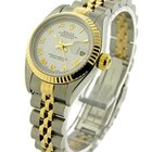 Rolex Used Lady''s 2 Tone DATEJUST with Jubilee...