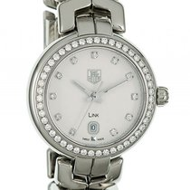 TAG Heuer Link Lady Diamond Stahl Quarz 29mm