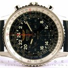 Breitling Navitimer Cosmonaute 24H Special Edition steel blue