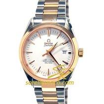 Omega Seamaster Aqua Terra Steel Gold Automatic