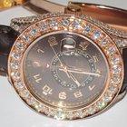 Rolex Sky-Dweller 18K Solid Rose Gold Diamonds