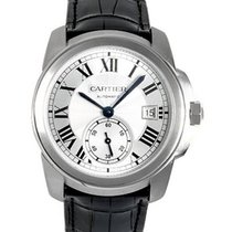 Cartier Calibre De Cartier in Steel