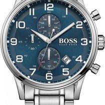 Hugo Boss Aeroliner Chrono 1513183 Herrenchronograph Zeitloses...
