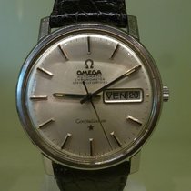 Omega vintage 1969 constellation day date auto chronometer...