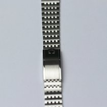 Omega Watchstrap Stainless Steel  Length: 15,5 cm Width: 18 mm