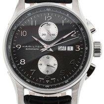 Hamilton Jazzmaster Maestro 45 Black Chronograph