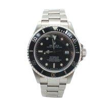 Rolex Stainless Steel Sea Dweller Ref 16600